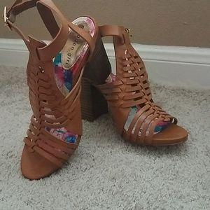 Remiie Heel Sandal